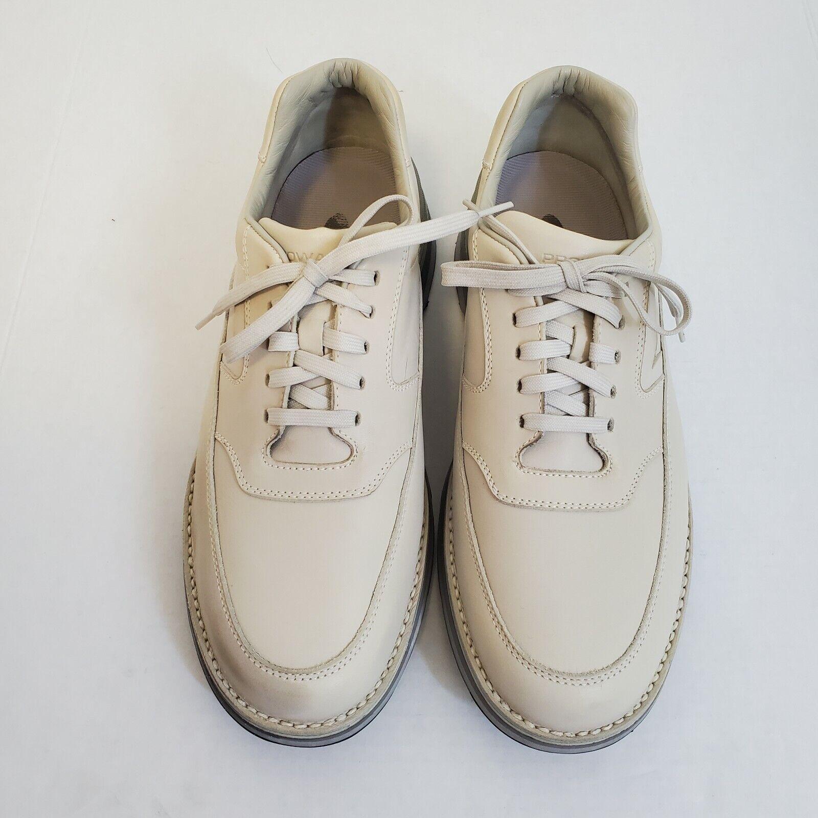 Men's ROCKPORT RocSports ProWalker Vibram Sole Leather Walking Shoes Size 12W