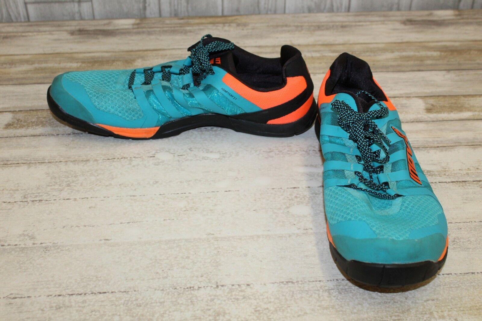 **inov-8 F-Lite 235 Athletic Shoes, Men's Size 12.5, Blue