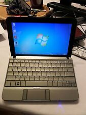 HP 2140 Mini Notebook/Laptop Windows 7 160GB HDD 1GB RAM Webcam