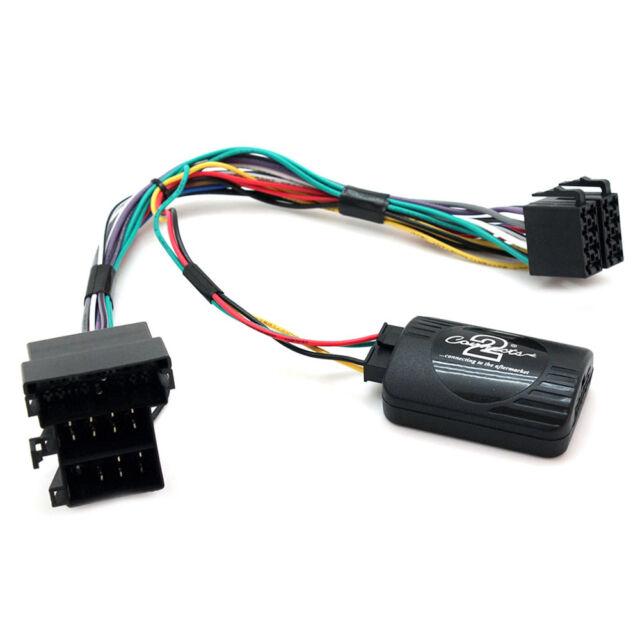 CTSRV 006.2 Rover 25 45 75 < 2005 auto estéreo adaptador de control del volante