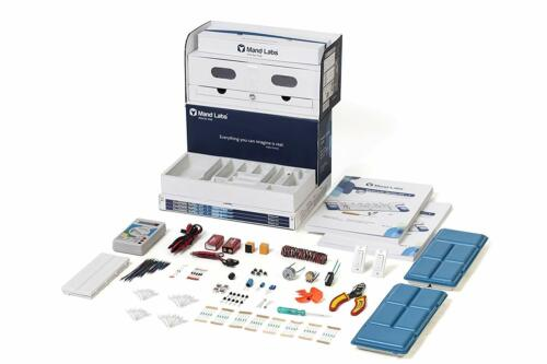 The All-In-One STEM Electronics Kit Mand Labs KIT-1 Standard Edition