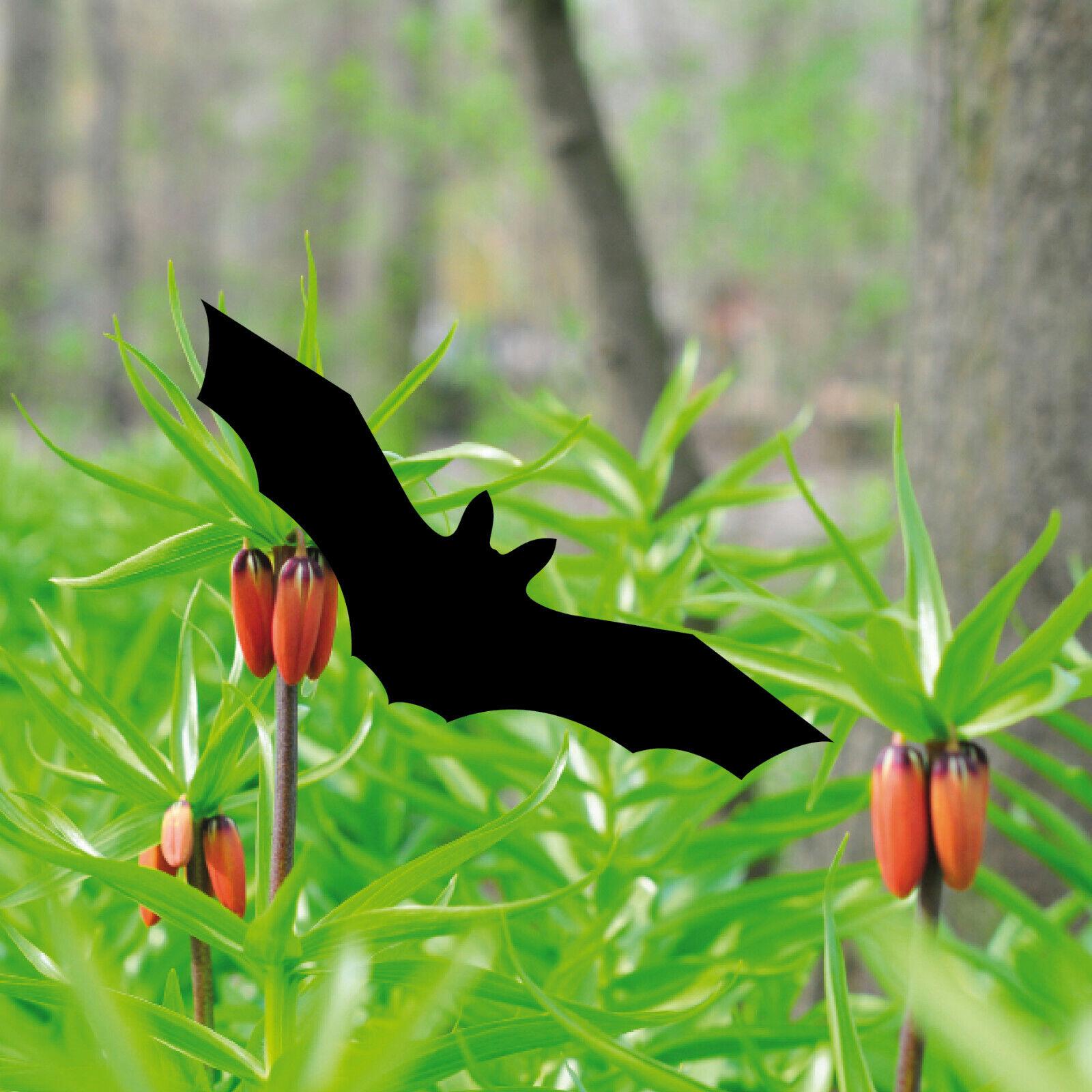 s l1600 - Murciélago 10cm Pájaro Protección Ave Warnvogel Alertas Aves Pegatina Protector
