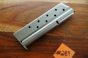 Colt-1911-Magazine-38-Super-Auto-By-Metalform-OEM-Supplier-Stainless-Capacity-9