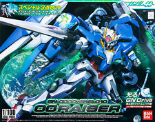 Gundam 1/100 #13 OO Raiser Special Set Bandai 156889 Kit
