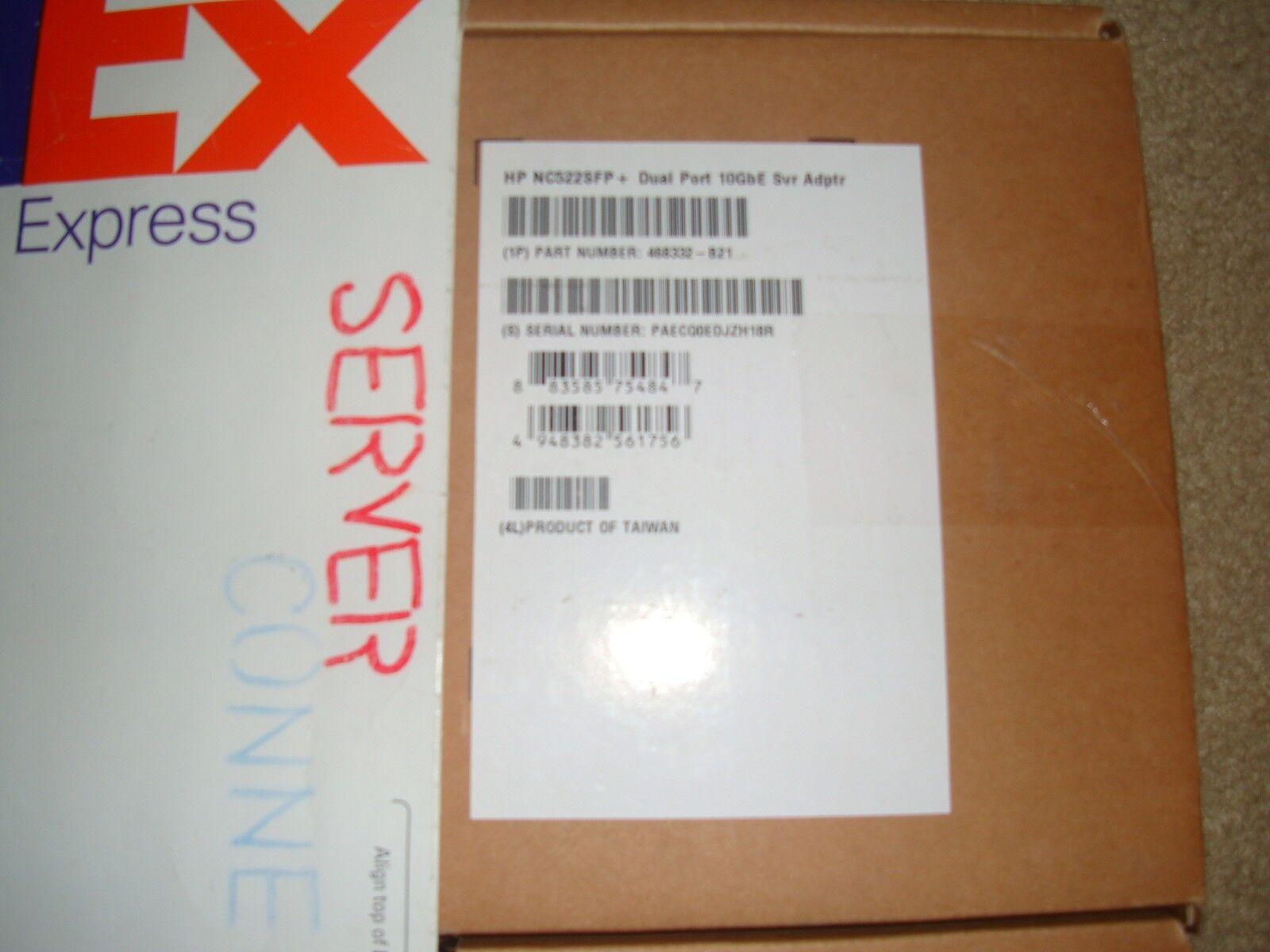 NEW Open Box 468332