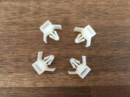 Kabel Rohrbefestigung Kabelclips 6mm natur 5 Stück