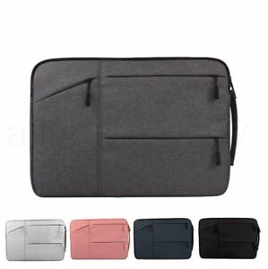 Laptop-Sleeve-Case-Carry-Bag-For-Macbook-Air-Pro-Lenovo-Dell-ASUS-11-034-13-034-15-034-AU