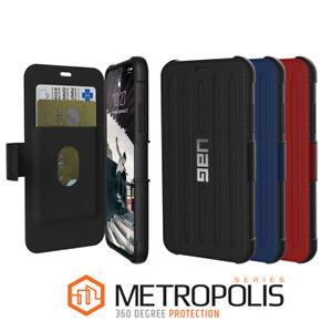 Urban-Armor-Gear-UAG-Folio-iPhone-X-XS-Metropolis-Military-Drop-Tested-Case