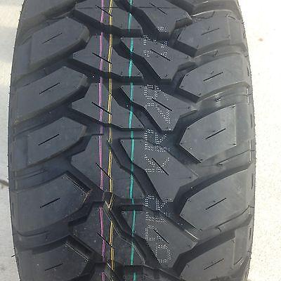 4 NEW 33x12.50R15 Kenda Klever M/T KR29 Mud Tires 33 12.50 15 1250 R15 MT 6 ply