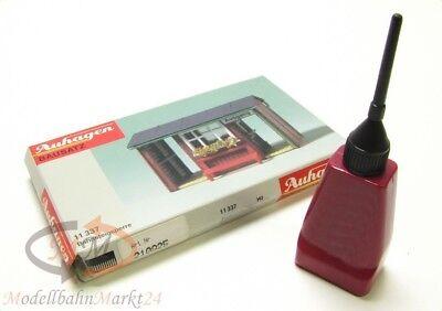 Auhagen 11 337 Kit Marciapiedi Blocco H0 1:87 Ovp + Colla In Plastica-e H0 1:87 Ovp + Kunststoffkleber It-it Mostra Il Titolo Originale