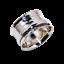 Solid-925-Sterling-Silver-Handmade-Wide-Band-Fidget-Spinner-Ring-Meditation-Ring thumbnail 9