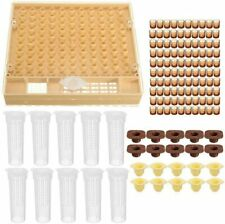Queen Rearing Cupkit System Bee Beekeeping Catcher Box Cell Cups Tool Kit