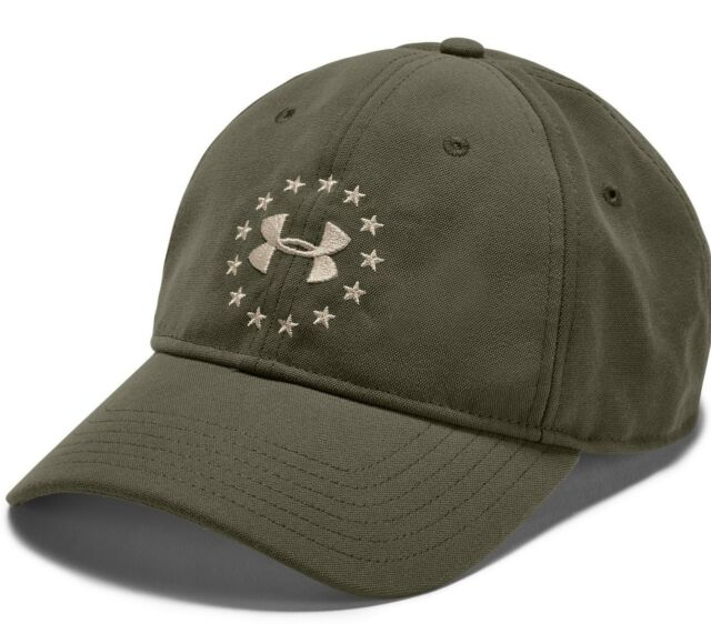 Under Armour Men s Freedom 2.0 Cap Marine OD Green  f8becd9e483