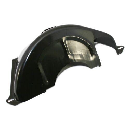 Black Flexplate Flywheel Cover GM Turbo 350 400 GM TH350 TH400 Dust Shield