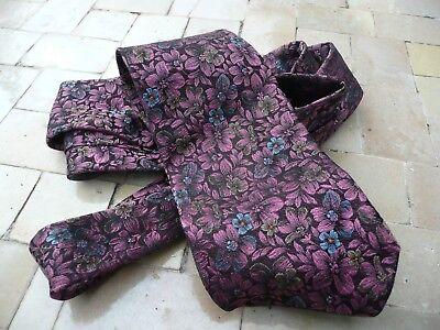 Bene Cravate Soie Vintage Givenchy Grande Assortimento