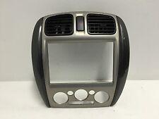 99 03 Mazda Protege Radio Dash Trim Air Vents Bezel OEM
