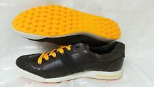 New! Mens ECCO Mens Street Retro Shoes  Brown Size (45) 11-11.5 us   177S