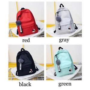 2018 Backpack Girl School Bags For Teenage College Women High