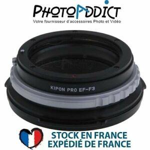 KIPON EOS F3 -55%! Canon EF Mount Lentille Bague d'adaptation pour Sony F3