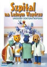 Szpital na Lesnym Wzgorzu - Urodziny doktora Mopsika (DVD) bajki POLISH POLSKI