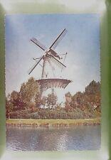 CPA Holland Middelburg Windmill Moulin a Vent Windmühle Molino Mill Wiatrak w198