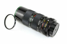 CANON FD Hanimex 1:3.5 MC Macro Focusing F=72-162mm Zoom Lens for A-1, AE-1, etc