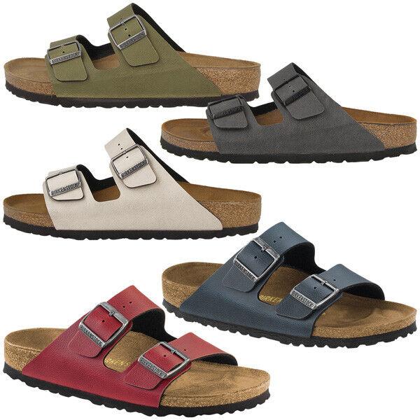 Birkenstock arizona Birko-flor sandalias zapatos Clogs casa zapatos sandalias clog