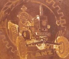 Lanz Mannheim - Original Blechschild aus den 1950er Jahren - ca. 49 x 49 cm.  /H