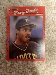 1990 Donruss Barry Bonds Error Card #126