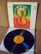 HAIR Original Cast 1968 RCA LP LSO 1150 EXC/EXC+