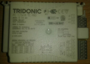Electronic Ballast TRIDONIC PC 12x18 TC PRO  BN - <span itemprop='availableAtOrFrom'>Swanley, Kent, United Kingdom</span> - Electronic Ballast TRIDONIC PC 12x18 TC PRO  BN - Swanley, Kent, United Kingdom