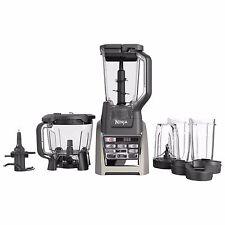 Ninja TOTAL BOOST BL687 Auto-iQ 1500 Watt Blender Juicer Food Kitchen System