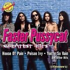 Greatest Hits by Faster Pussycat (CD, 2000, Rhino Flashback (Label))