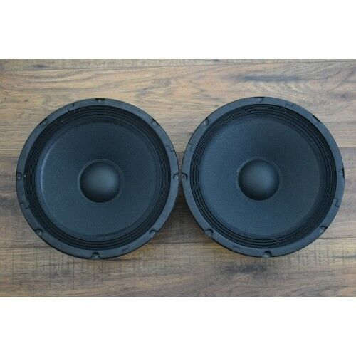 Wharfedale Pro VS10 D-052 200 Watt 10  Stamp Frame Replacement Speaker 8 ohm Pai