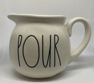 Rae-Dunn-POUR-Cream-Gravy-Syrup-Server-LL-Farmhouse