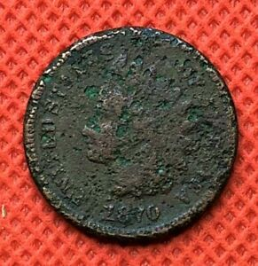 1870-INDIAN-HEAD-PENNY-CENTS-SEE-PICTURES-FOR-COIN-CONDITION