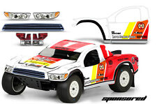AMR Toyota Tundra RC Graphic Decal Kit Short Course Truck Parts Proline Body SPO