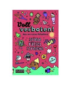 Angelika-Sust-Voll-verboten-Mein-verrA-ckter-RA-tselblock-2-Ab-8-Jahren