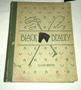 Black-Beauty-Anna-Sewell-H-M-Caldwell-1894-Illustrated-Edition-H-Toaspern-Jr