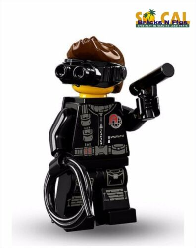 LEGO MINIFIGURES SERIES 16 71013 Spy