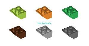 Lego Brick Arch 1 x 5 x 4 Inverted Parts Pieces Lot Building Blocks ALL COLORS