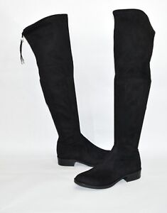 27385040fe947f New! Sam Edelman Paloma Over the Knee Boot Black Suede Size 6