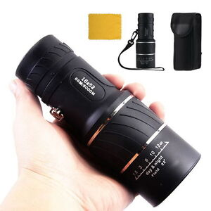 16x52-Telescope-Monocular-Optics-Zoom-Lens-Camping-Hiking-Hunting-Scope-Outdoor