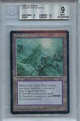 Magic the Gathering MTG Lake of the Dead Alliances   LP