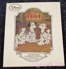 Disney 101 Dalmatians LE Limited Edition of 150 Pin Set Cruella De Ville NEW!