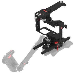 JTZ-DP30-DSLR-Camera-Cage-Baseplate-Rig-Handle-Grip-For-Panasonic-GH3-GH4-GH5