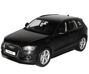 Audi Q5 S-Line Lava Grau Modell Ab 2008 Ab Facelift 2012 1//18 Kyosho Modell Auto