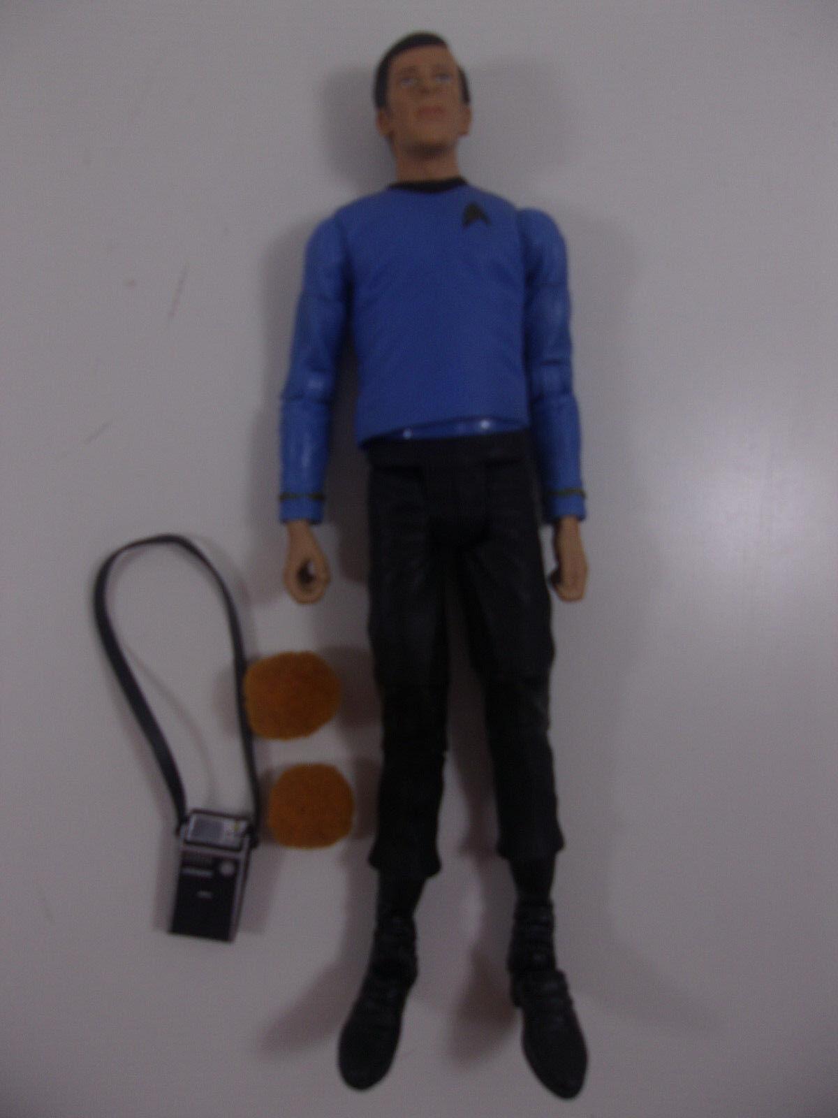 Art Asylum Star Trek Deep Space Nine DS9 Trials Tribble-ations Julian Bashir