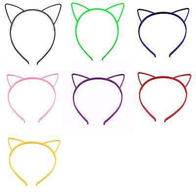 Girls' Accessories Charitable Katze Ohren Stirnband Headwear Haarzubehör Haarbänder Party Geburtstag Halloween Outstanding Features