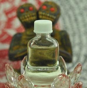 9 Tails fox magic Love Potion Oil Charm Talisman Thai OCCULT ritual spell Amulet